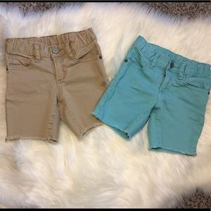 Gap Toddler Boy Denim Shorts